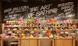 Lush store in Bristol